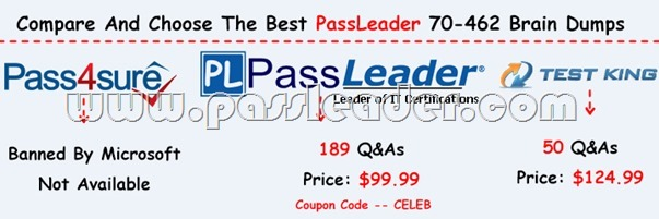 PassLeader-70-462-Brain-Dumps20